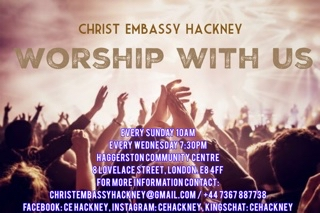 Christ Embassy Hackney avatar picture