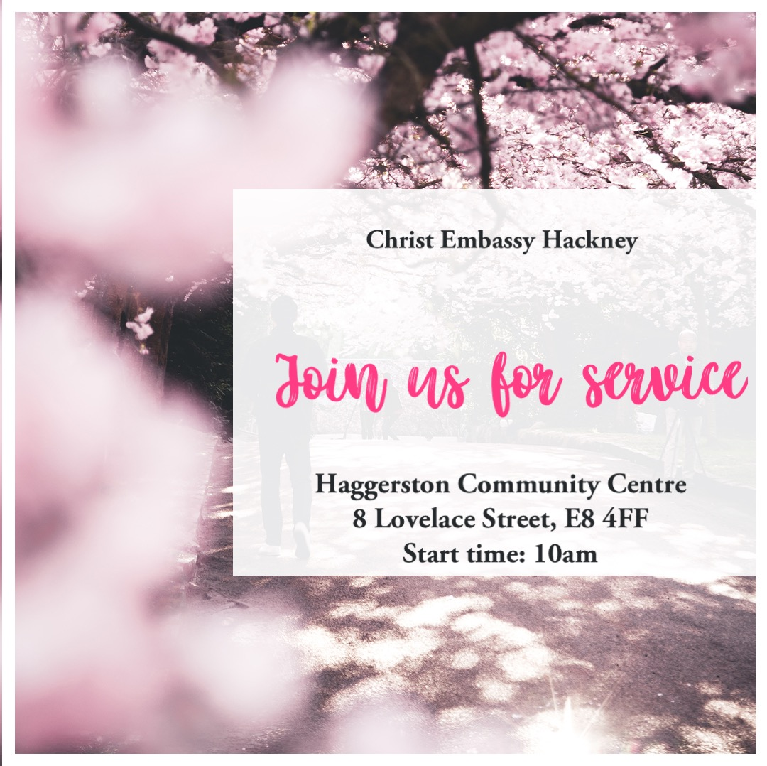 Remember to attend service