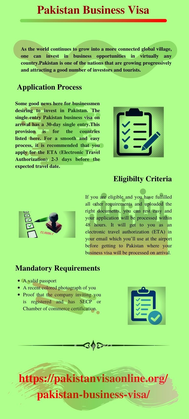 Pakistan Business Visa https://pakistanvisaonline.
