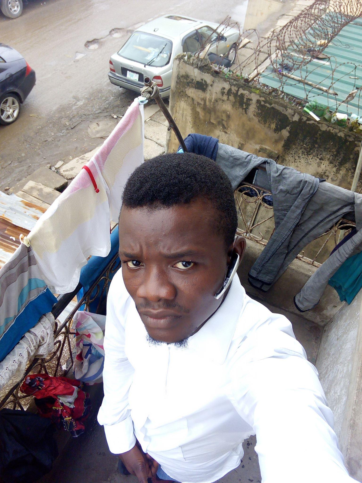 i thank God for my