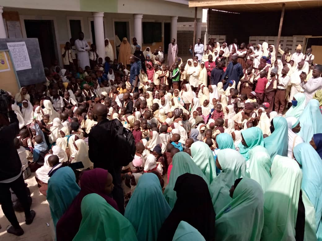 More pictures HVN Maiduguri chapter