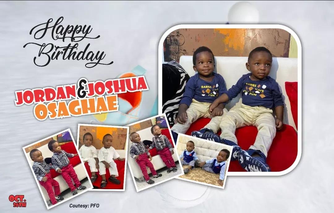 Happy birthday beloved Kings. We