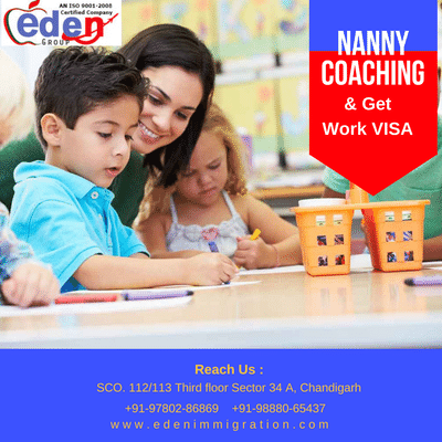 Nanny Course in Punjab http://www.edenimmigration.