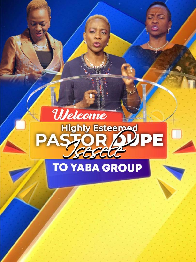 Welcome Esteemed Pastor Dupe Isesele
