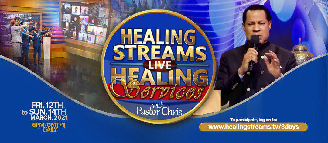 HEALING IN EVERY HOME! Register