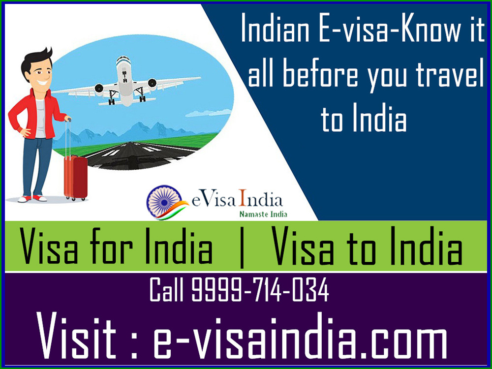 Indian E-visa-Know it all before