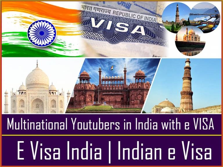 Multinational Youtubers in India
