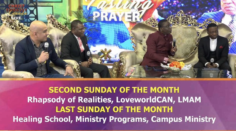 Panel Discussion — Ministry &