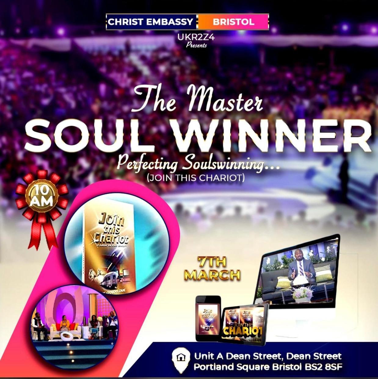The Master soul winner✨ 7th