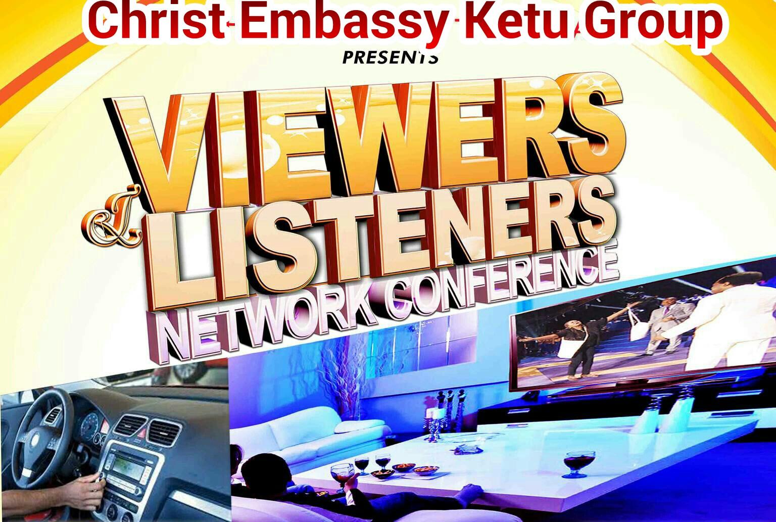 Christ Embassy KETU GROUP holds