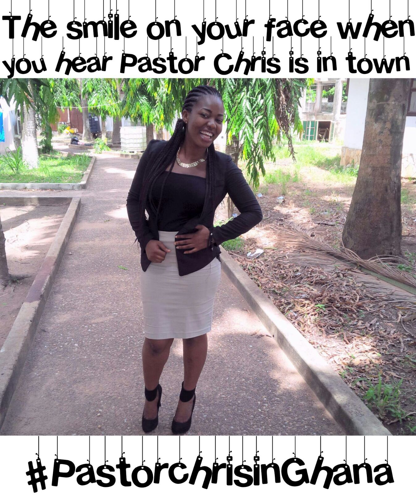 #PastorChrisInGhana #ChristEmbassyEastLegon