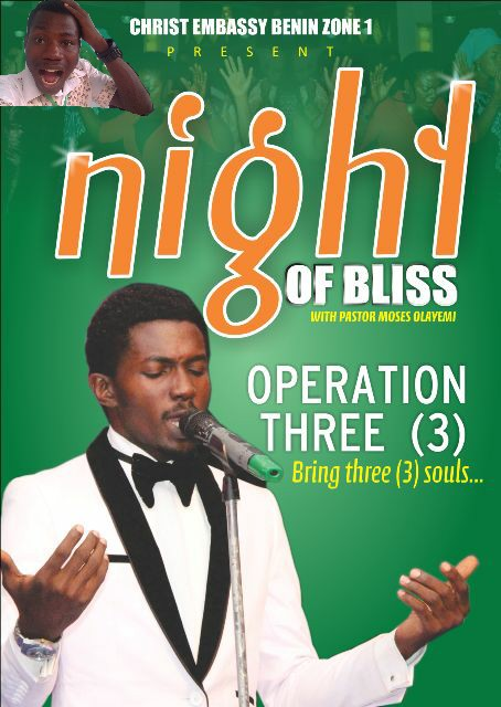 #NIGHTOFBLISSBENIN