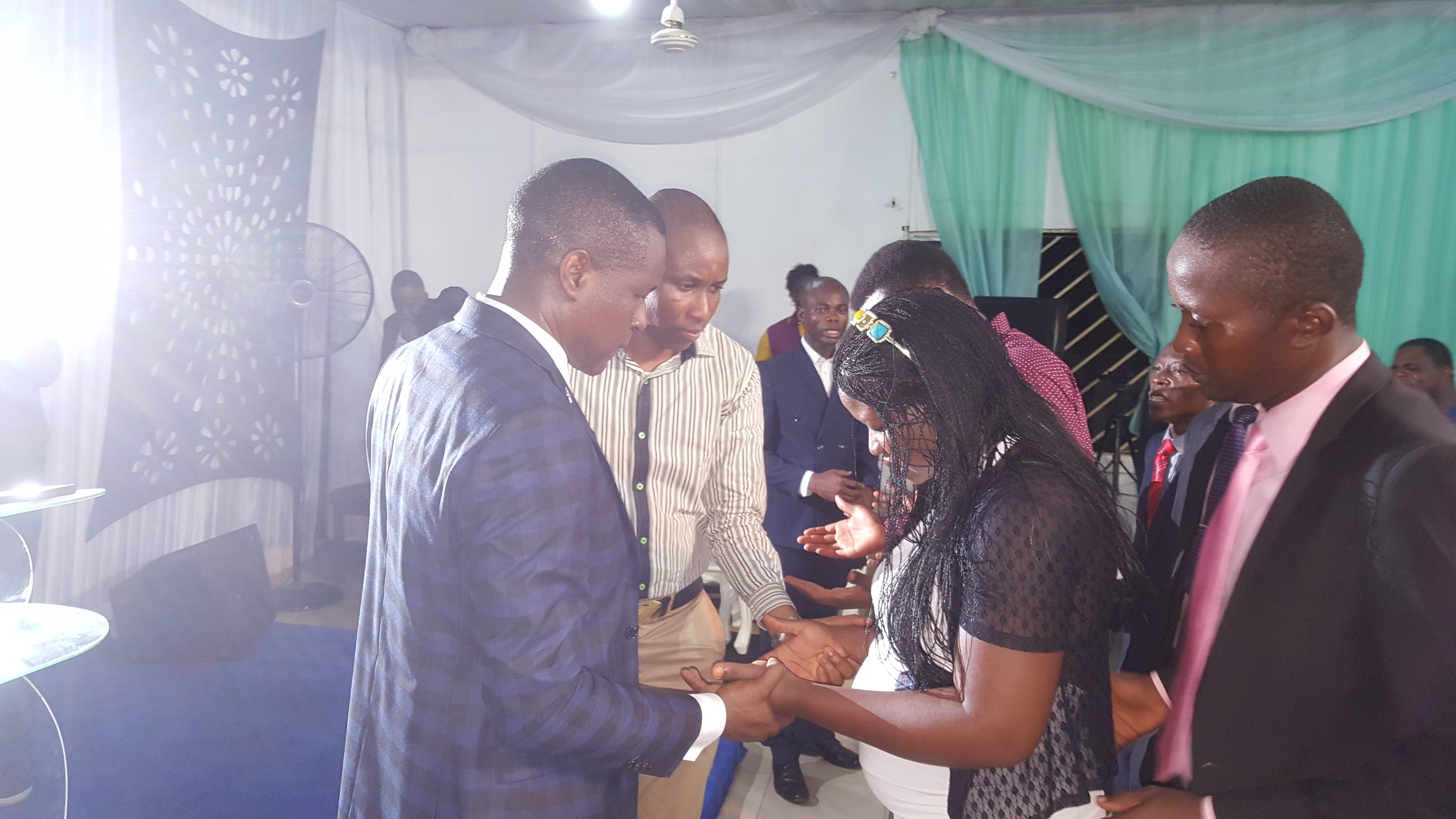 Pastor Moses announces 7 days