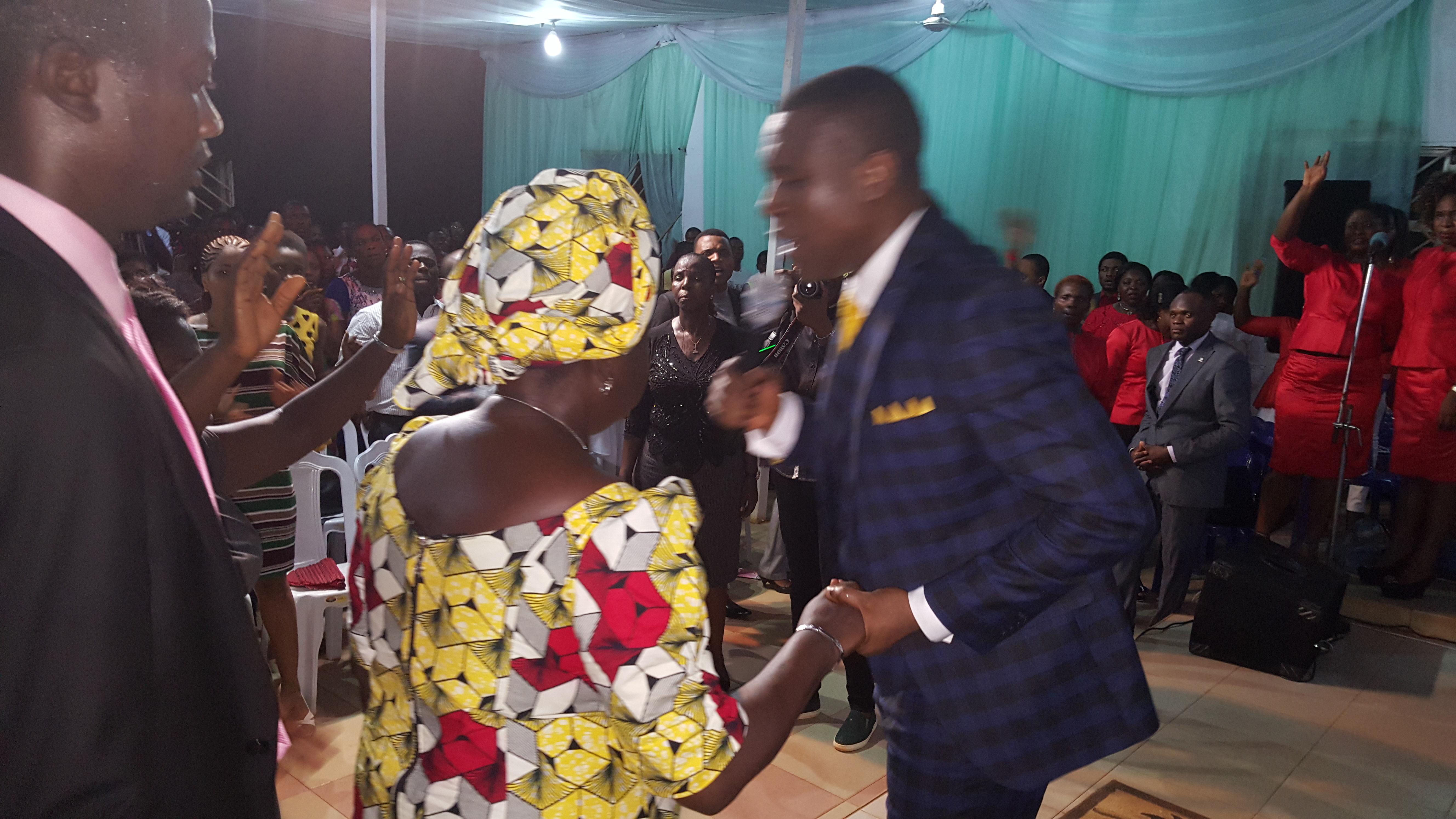 Miracles happening at Christ Embassy