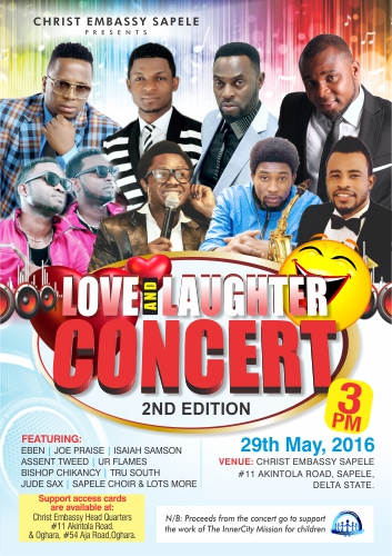 #L&Lconcert Yes, its all about