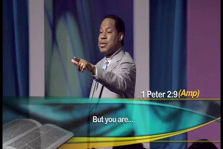 I am what God says