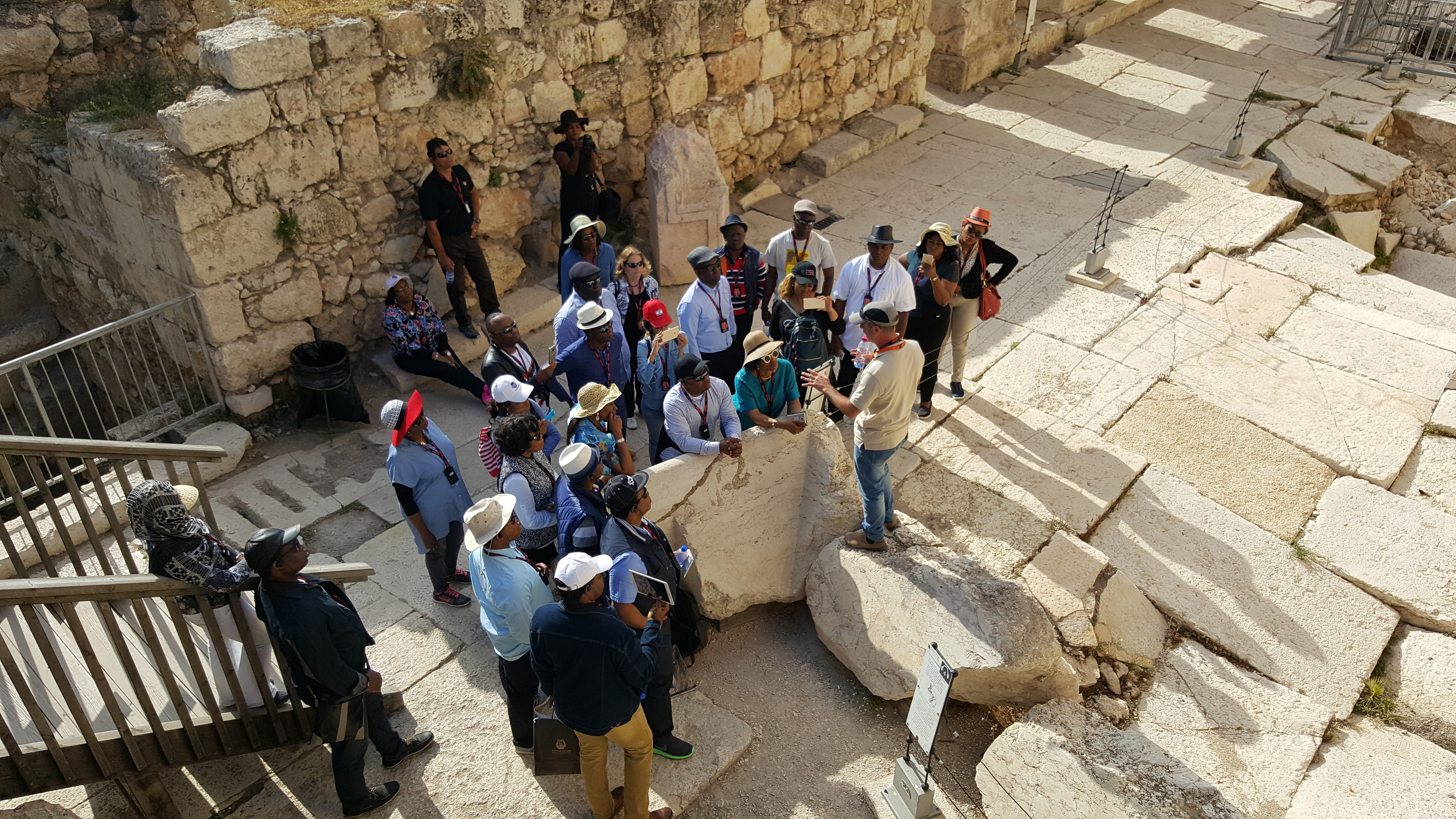 The Holy Land Tour with