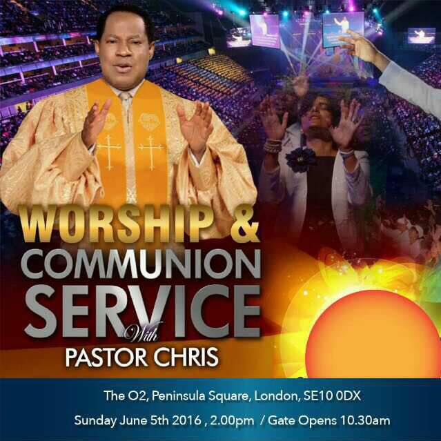 Communion Service on June 5th.......SuperExcited!