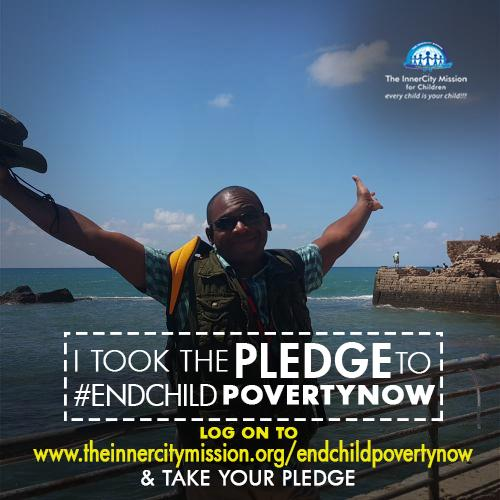 Join the train to #EndChildPovertyNow