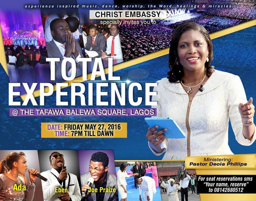 Total Experience 2016 was super