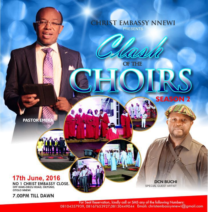Be part of the celebration