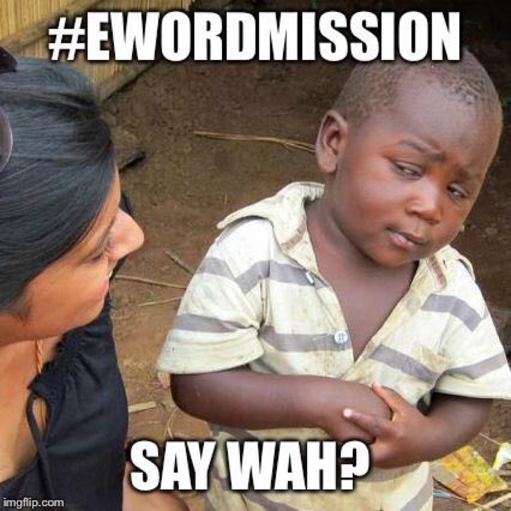 #ewordmission