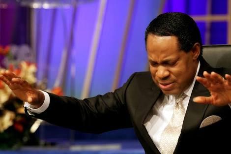 Praying With Pastor Chris Live