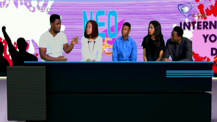 #LIVE #NEO365 CELEBRATING INT'L YOUTH