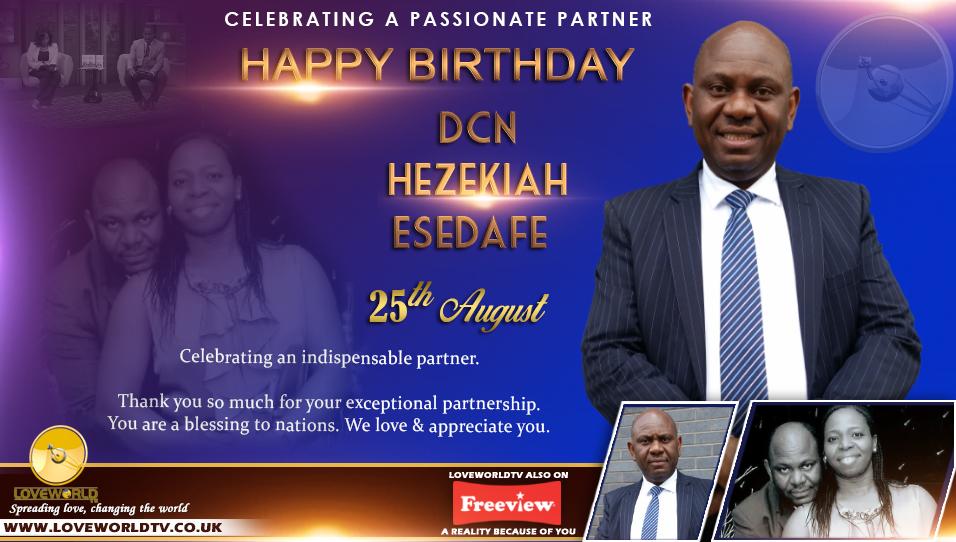 Celebrating a Passionate Partner: Happy