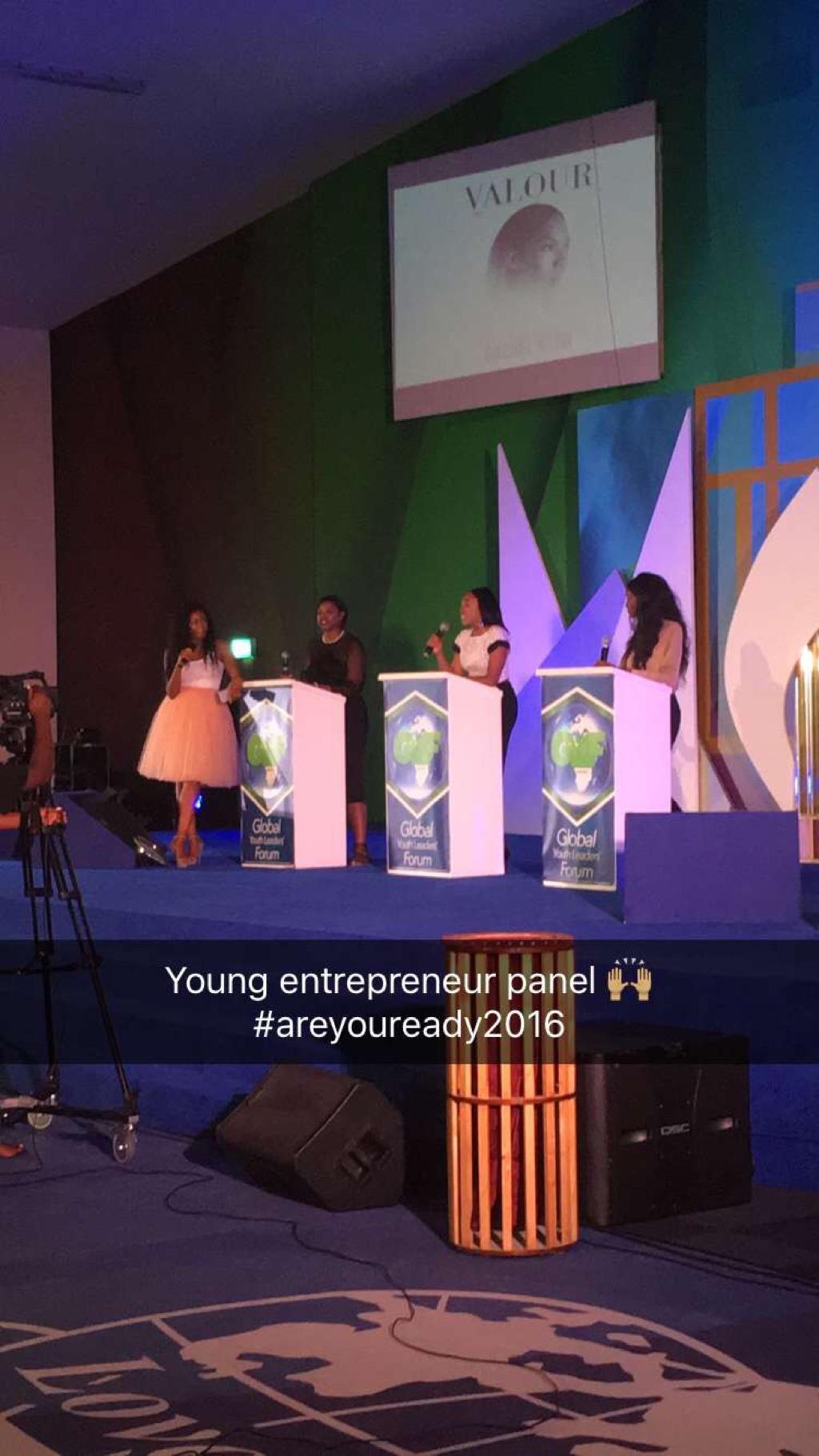 Now in progress young entrepreneurs