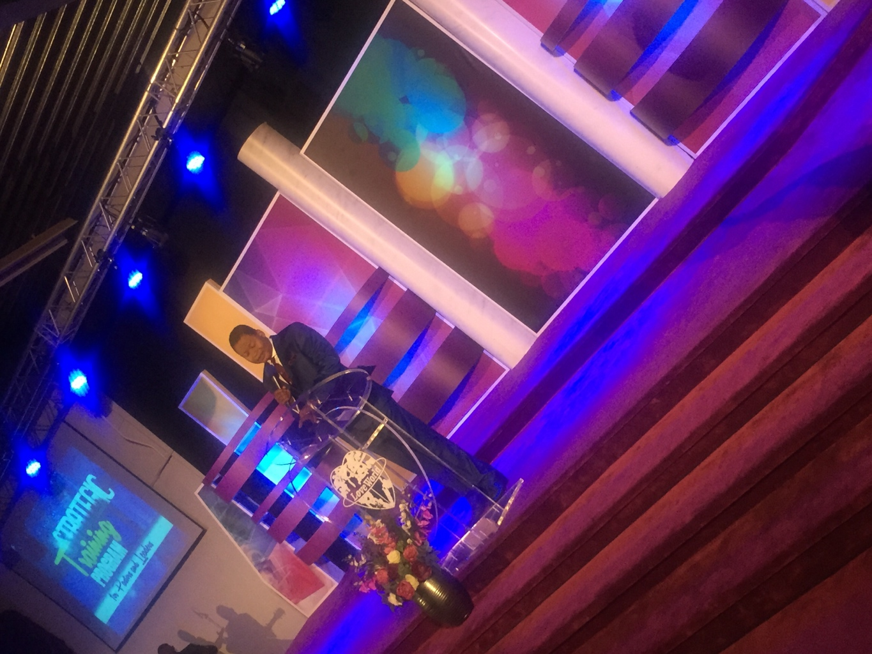 Pastor Chris always creates opportunities
