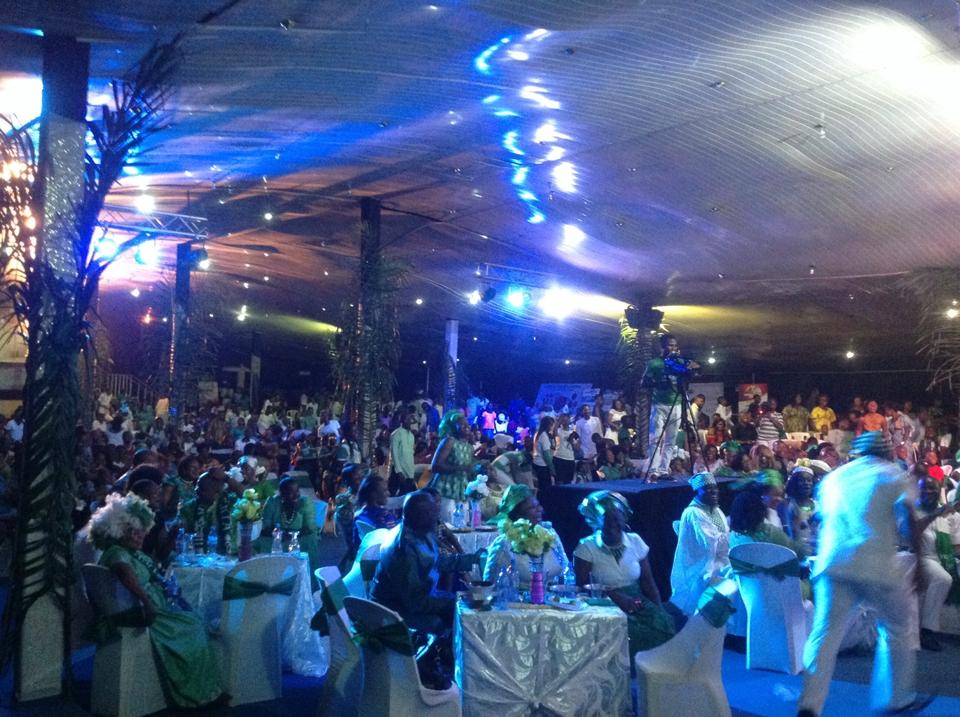 Happening Now! Dancing Competition @