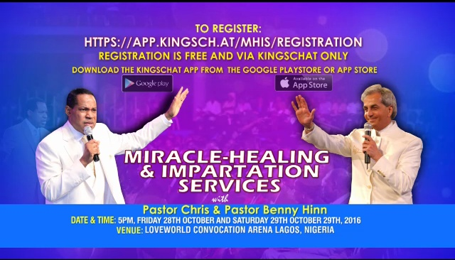 MIRACLE HEALING AND IMPARTATION SERVICES