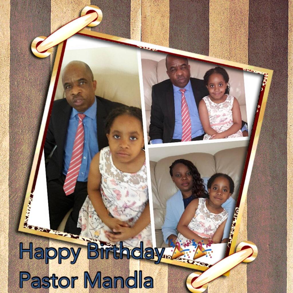 Happy Birthday 🎉🎉🎉 Pastor Mandla.