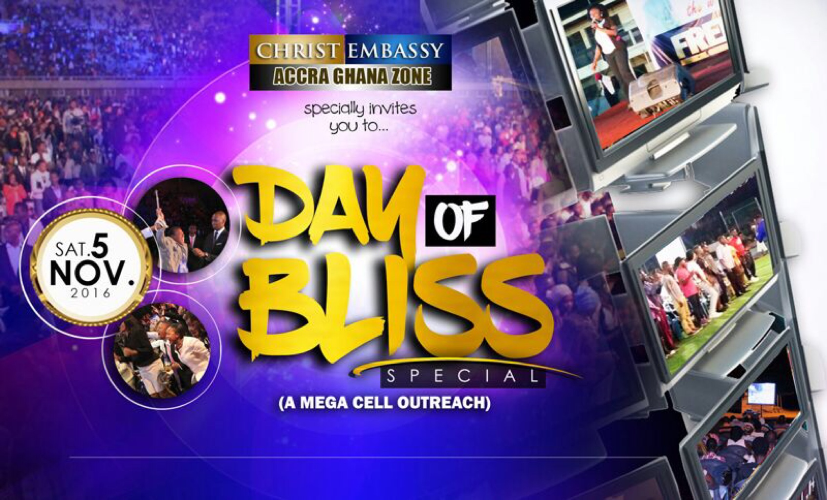 Day of Bliss Special is