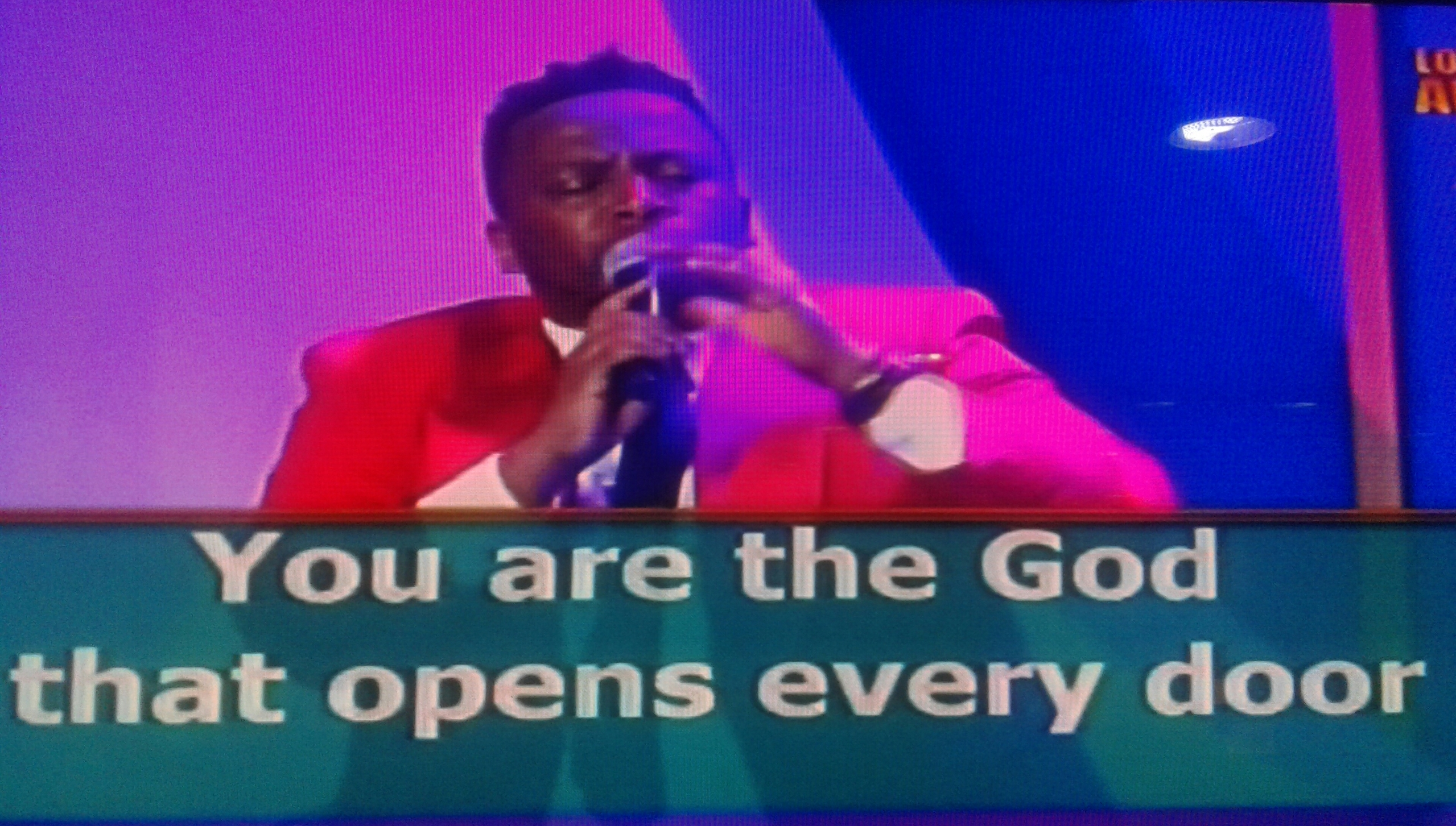 #ongoing #IPPC #Day6 Eben ministering