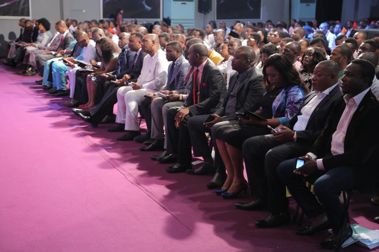 Highlights of Church 1A service