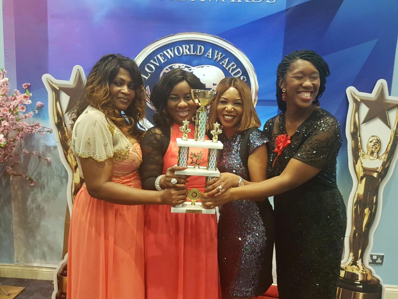 Wow! Runner up soul winner
