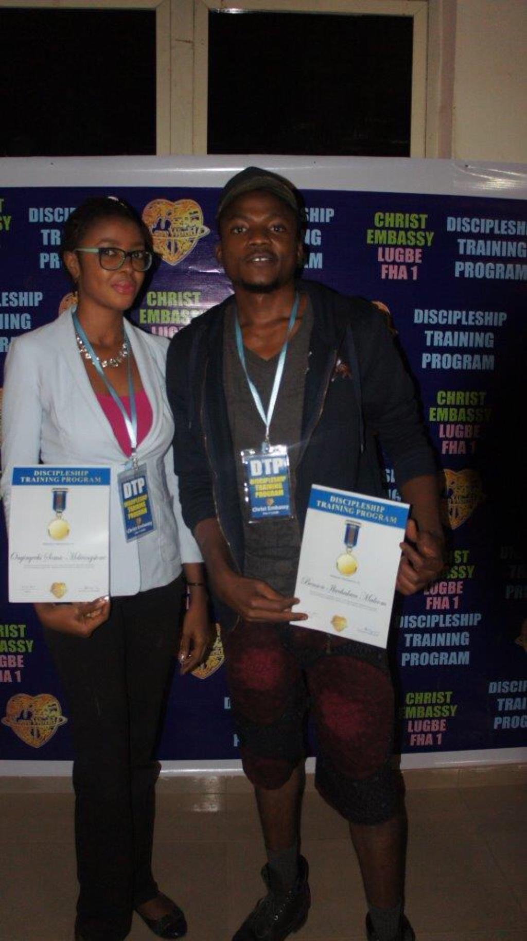 #DTP2017 CE FHA1 Lugbe Abuja